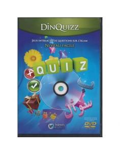 Dvd Din Quizz niveau facile