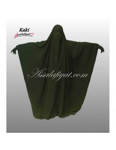Jilbab Assalafiyat Saoudien Kaki