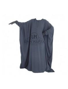 Abaya Umm Hafsa Gris