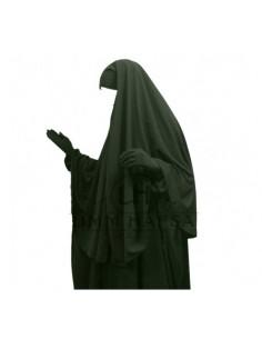 Hijab Cape Kaki Umm Hafsa
