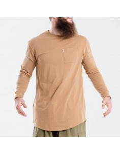 Tee-Shirt DC oversize kamel - XL