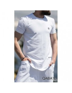 Tee Shirt Nautik Blanc -...