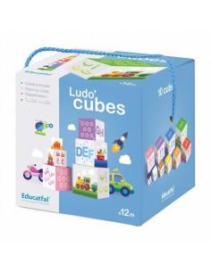 Ludo Cubes Educatfal