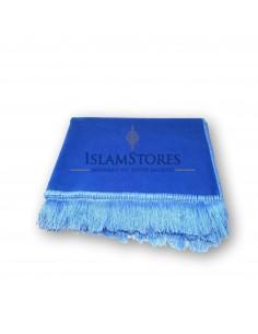 Tapis de Prière de Haute Qualité Bleu