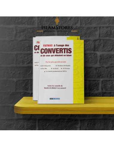 Fatwa à l'Usage Des Convertis (Les Convertis Questions-Réponses par les plus grands savants)