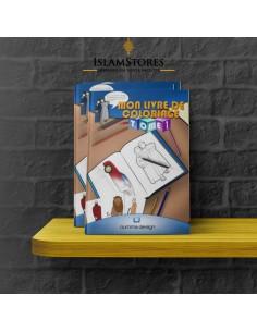 Livre de coloriage oumma design