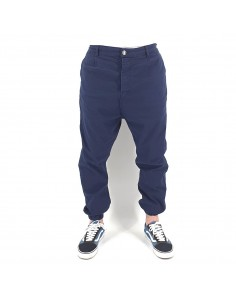 pantalon chino bleu usual...