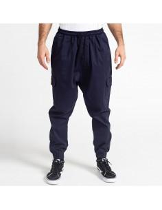 sarouel battle bleu-dc jeans