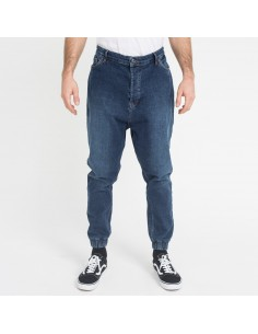 Pantalon jeans blue basic...