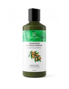 shampoing à l'huile d'argan - karamat collection