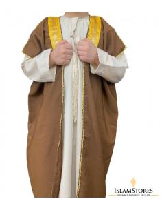 Bisht (Cape Saoudien) Enfant marron