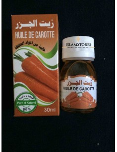 Huile de carotte ( 30ml )