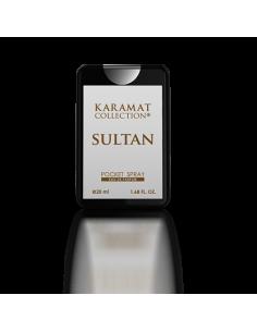 parfum de poche sultan - collection Karamat