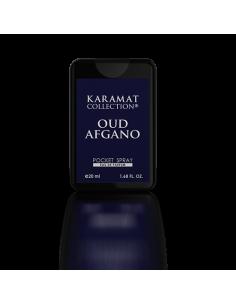 parfum de poche oud afgano - collection Karamat
