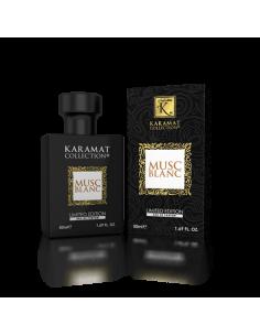 parfum musc blanc -collection Karamat