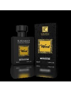 parfum wood - collection Karamat