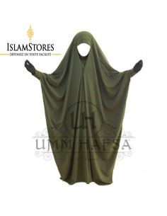 Jilbab Saoudien Kaki -Umm Hafsa